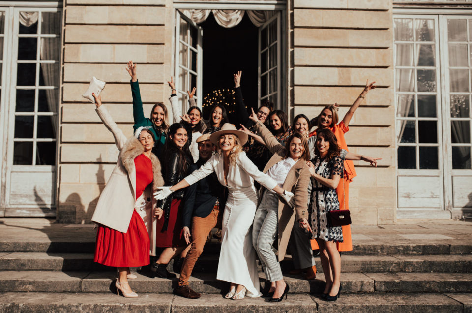 photographe mariage chateau de garde gironde sud ouest cindy kohlanta